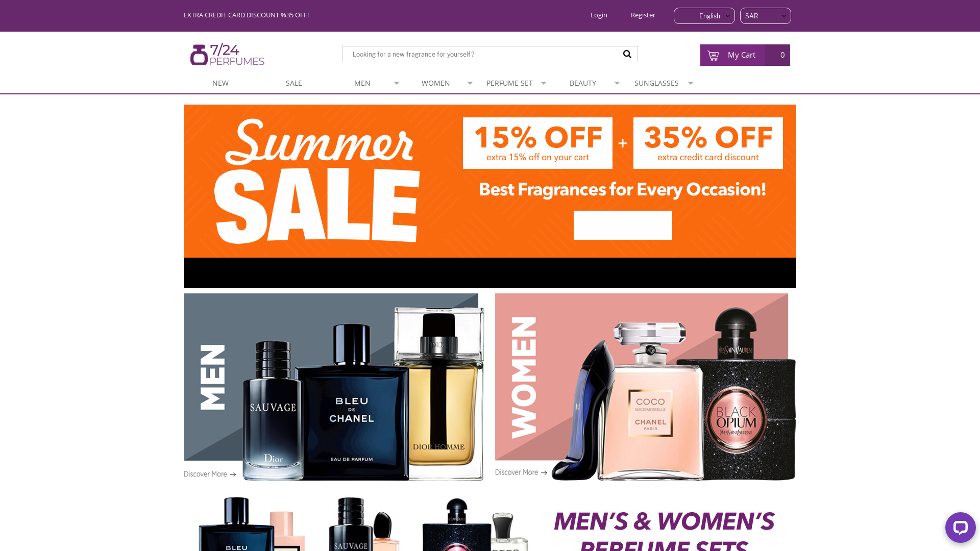 7/24 perfumes Many GEOs website